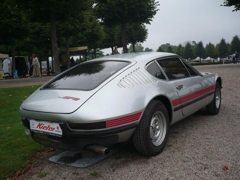 VOLKSWAGEN DO BRAZIL SP2 coupé Schwetzingen (2)