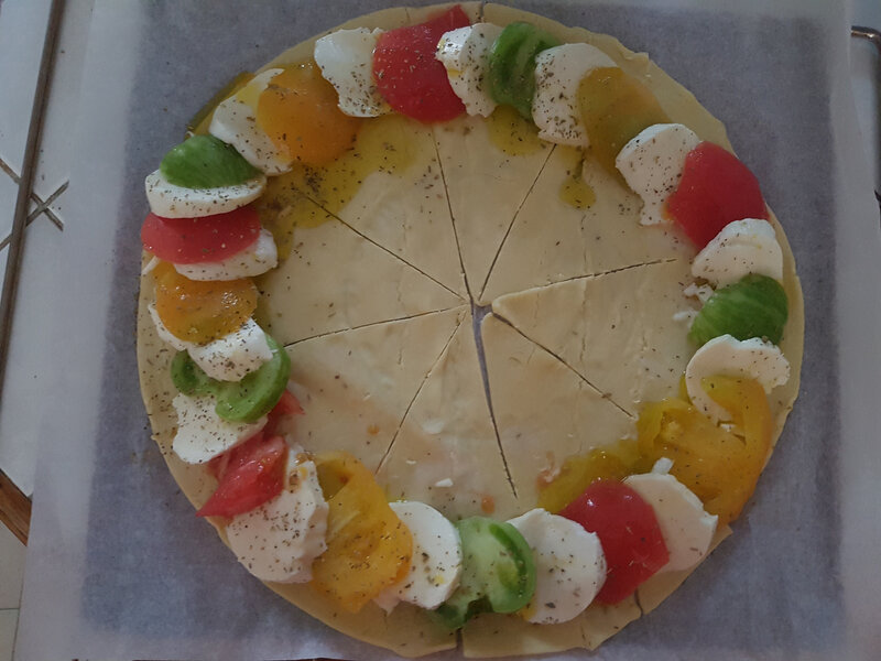 tarte soleil tomate mozza 23