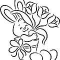 Le lapin de pâques d'anne25