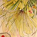 Coin de terrasse - à l'ombre du palmier