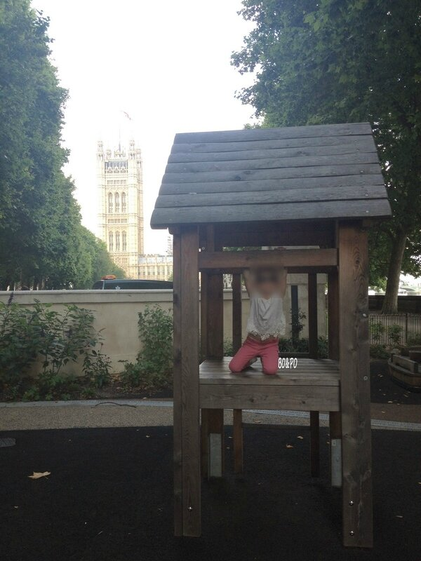 Londres en famille voyage voyager séjour Angleterre maman boucle d'or westminster