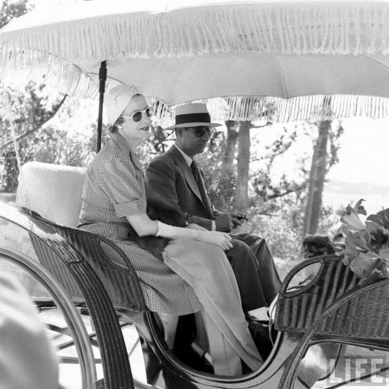elena-lupescu-si-ernest-urdareanu-bermuda-1941