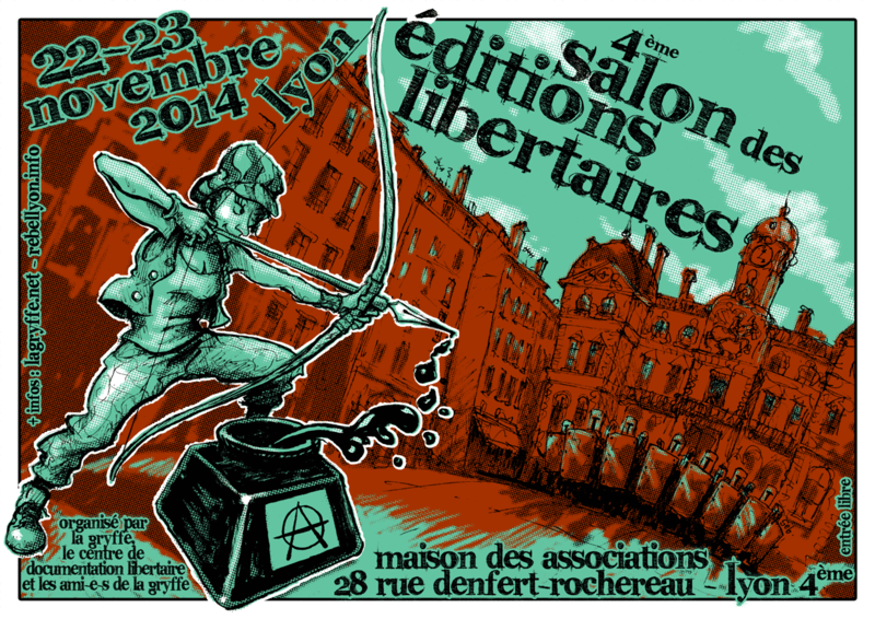 salon éditions libertaires 2014