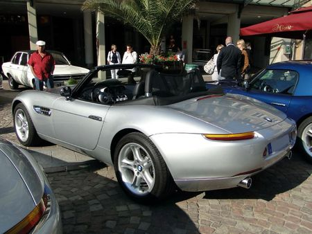 Bmw z8 roadster 2000 2003 Festival Automobile de Mulhouse 2011 2