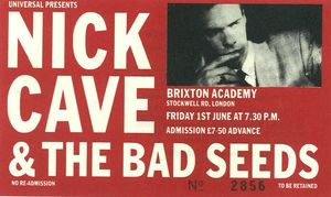 1990_06_Nick_Cave_Brixton_Academy_Billet