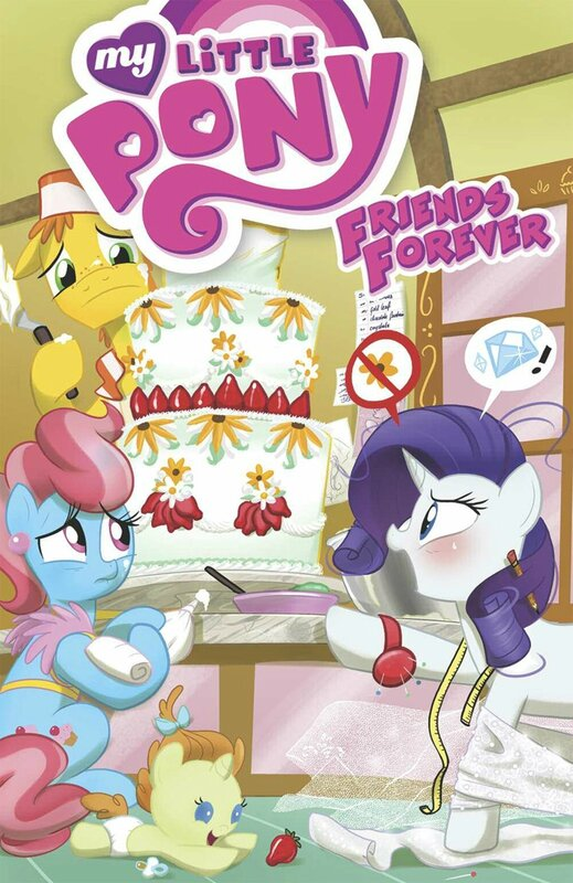 IDW my little pony friends forever vol 5