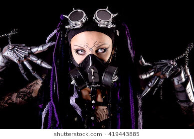 cyber-goth-girl-isolated-on-260nw-419443885