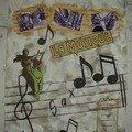Affiche: La musique