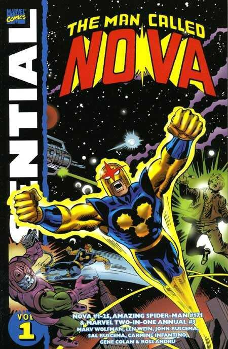 essential nova vol 1 TP