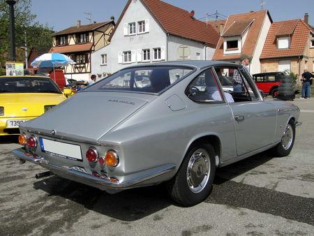 GLAS 1300 GT 1965 Bourse d'Echanges Auto-Moto de Châtenois 2011 2