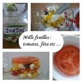 mille feuille tomate