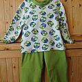 Le pyjama aux