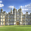 Burghley house - royaume-uni