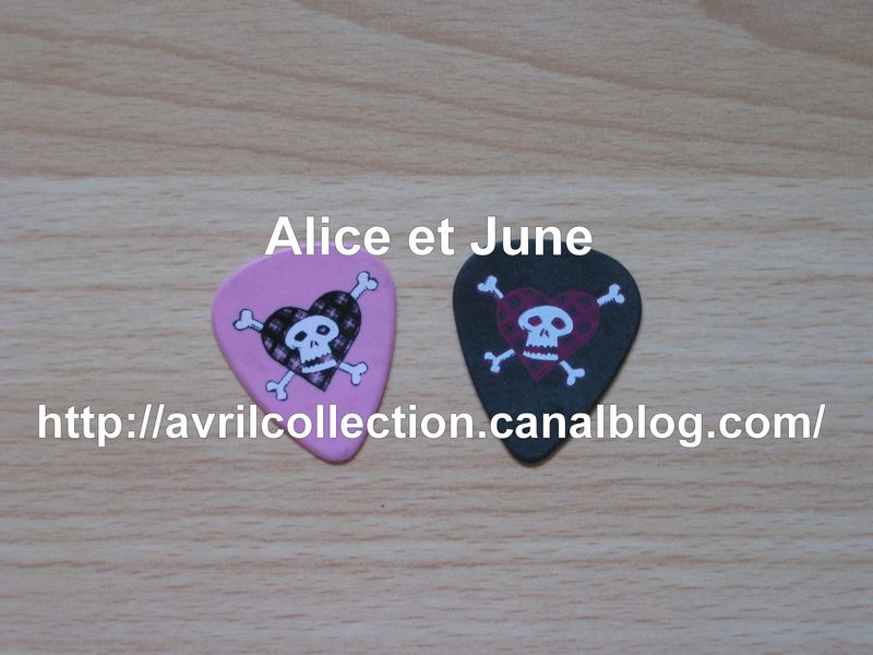 Médiateur Avril Lavigne-The Best Damn Tour products