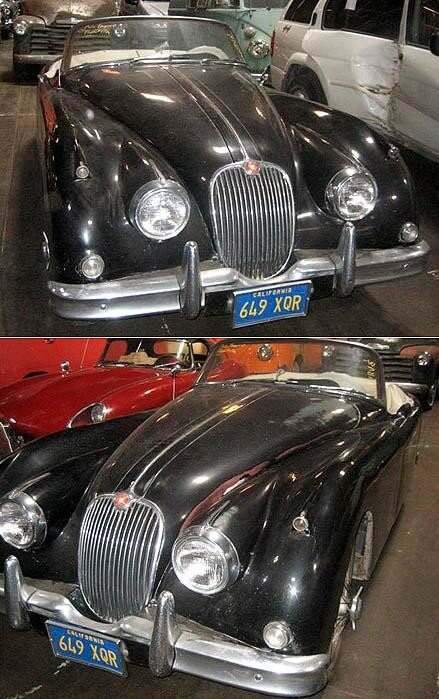 JAGUAR - XK 150 S Roadster - 1958