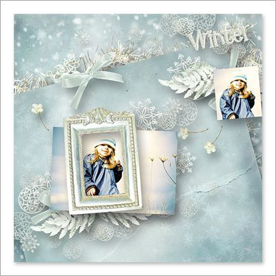 charming winter pages ct7