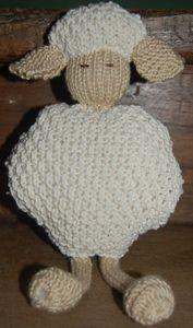 doudou mouton 1