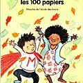 Minusman et les 100 papiers