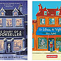 The diary of a bookseller, de shaun bythell