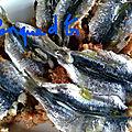 Sardines farcies-les recettes de enzo