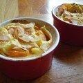 Petits pots aux abricots