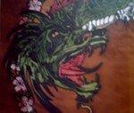 Peinture_sur_soie_Dragon
