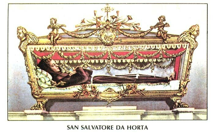 Saint Salvator de Horta