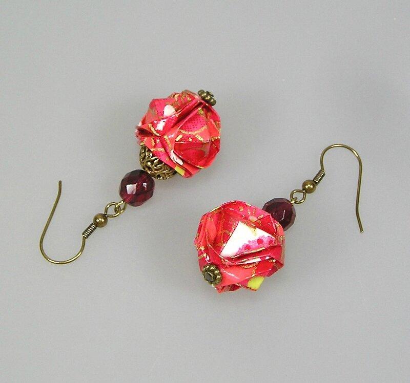 BO Boule rose corail V2