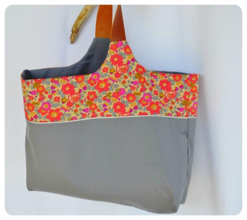 city bag betsy fluorose1