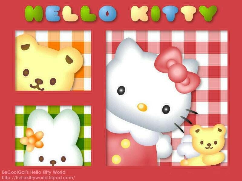 KITTY & FRIENDS