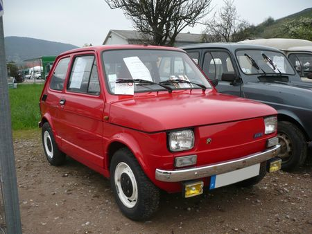FIAT 126 FSM Soultzmatt (1)