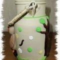 Pot à lait chouette 4