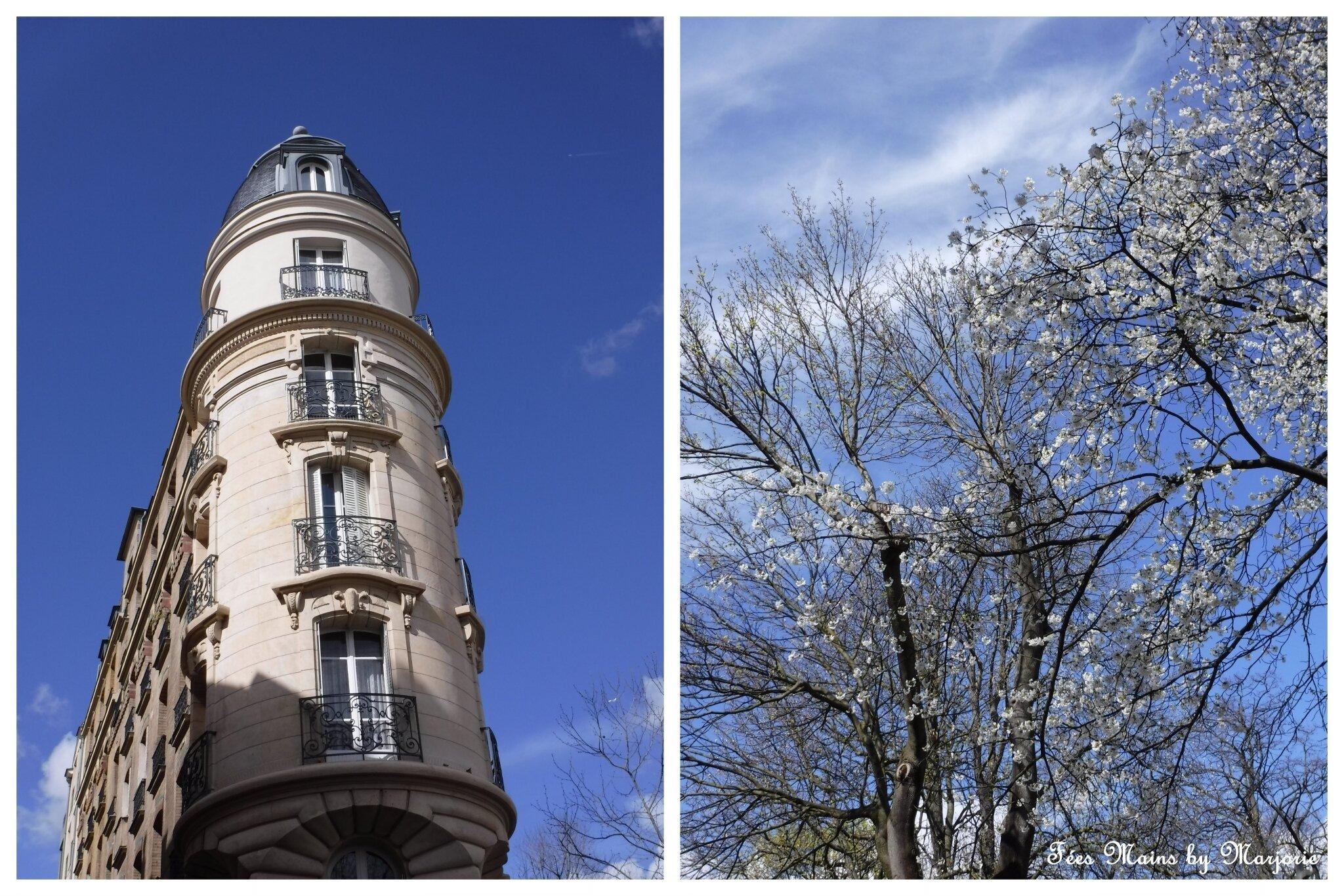 Paris mars 2017 printemps