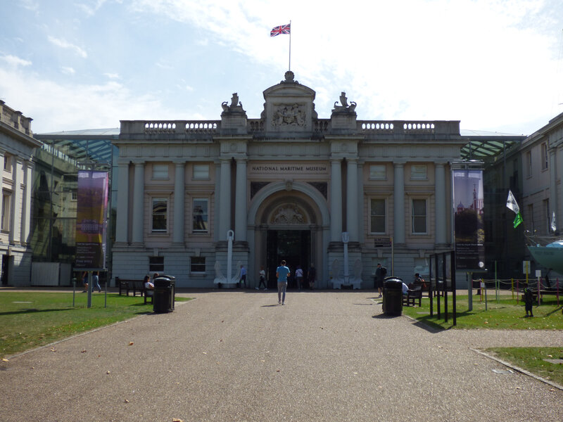 17 Londres National Maritime Museum (1)