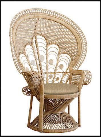 the family love tree lady peacock chair