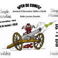 Second open de comité!!!