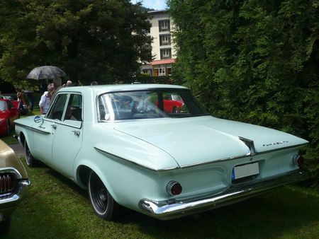 PLYMOUTH Fury 4door Sedan 1962 Bad Herrenalb (2)