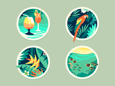 tropical_icons_1x