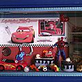 CARS ET SPIDER MAN