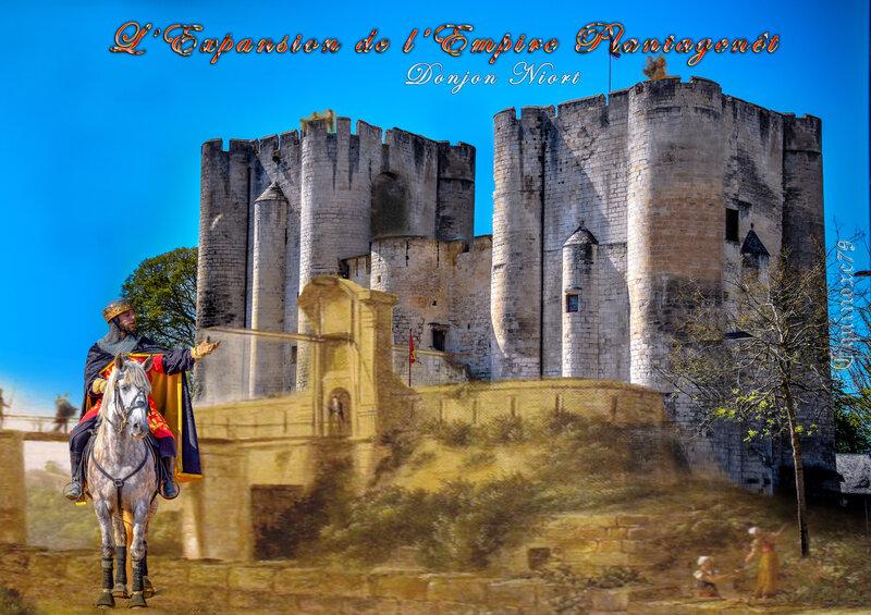 l'expansion de l'empire Plantagenêt