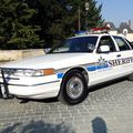 Ford crown victoria 4door sedan police interceptor 1995 à 1997