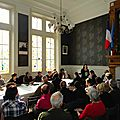 Les élus nogentais rencontrent les responsables des associations locales