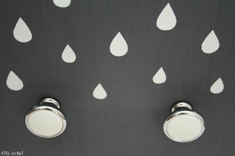 Coordonné Jour de pluie6
