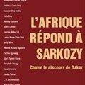 Discours de dakar : l'afrique répond à sarkozy