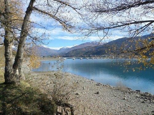 4-savines et le lac (9)