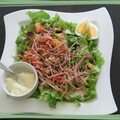 Salade caesar version sans anchois