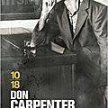 Un dernier verre au bar sans nom - don carpenter