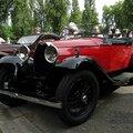 Bugatti type 40a roadster-1933