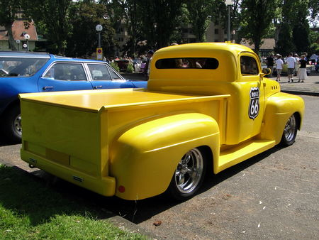 FORD F-1 Pickup 1951 Retrorencard 2