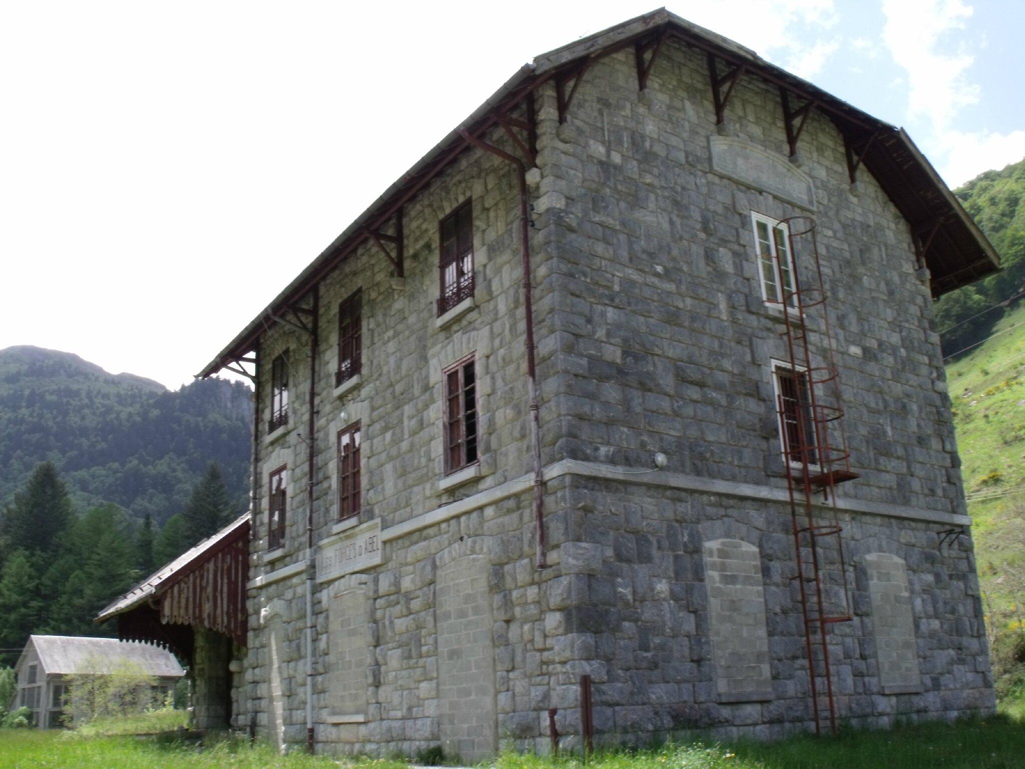 Les Forges d'Abel (Pyrénées-Atlantiques - 64)